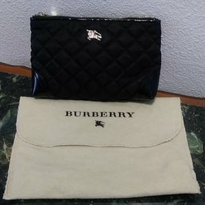 Burberry small bag makeup bag